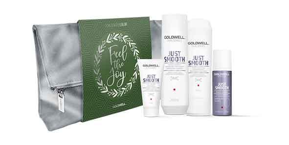 Goldwell Christmas Gift Set Bag Hair Care
