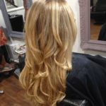 Blonde Highlights with an Olaplex Treatment