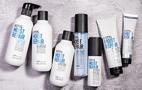 Salon hair products