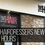 Exeter hairdressers open on sunday