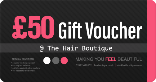 Hair Voucher £50