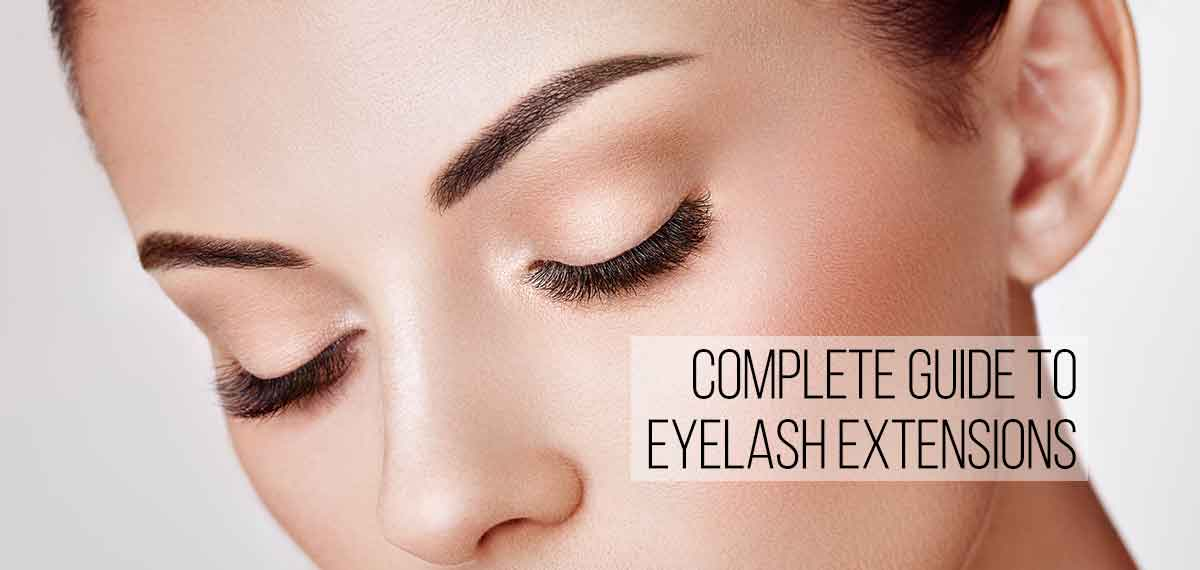 Your Complete Guide to Eyelash Extensions - The Hair Boutique