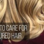 How to care for coloured hair