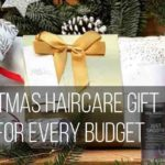 Christmas Hair Care Gift Set With Hair Products